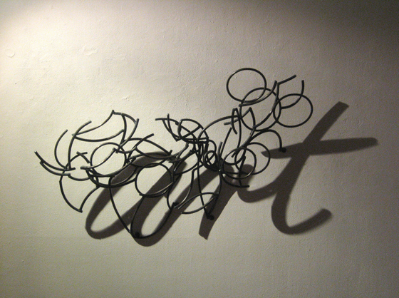 Shadow Sculptures Larry Kagan 2