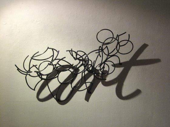 Shadow Sculptures Larry Kagan 2