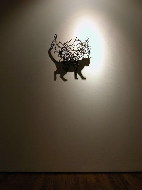 Shadow Sculptures Larry Kagan 21