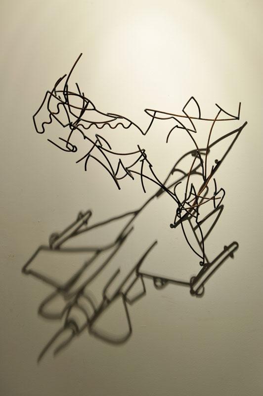 Shadow Sculptures Larry Kagan 22