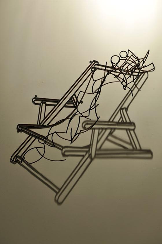 Shadow Sculptures Larry Kagan 26