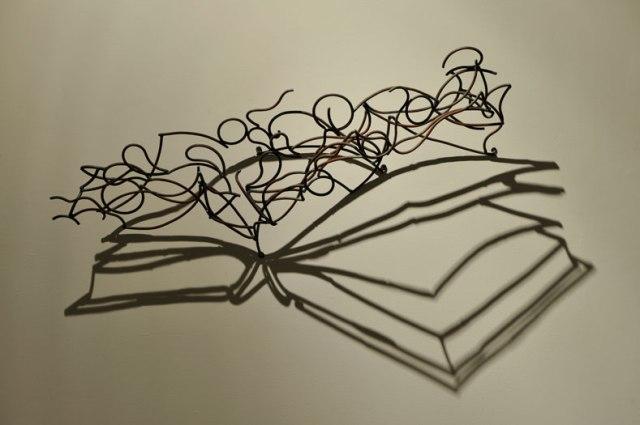 Shadow Sculptures Larry Kagan 8