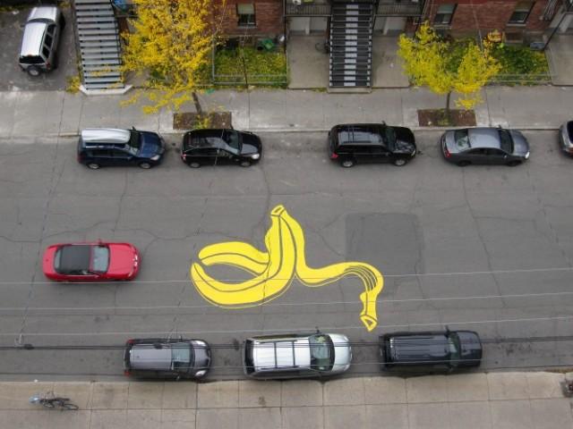Street Art Illusions Roadworth 11