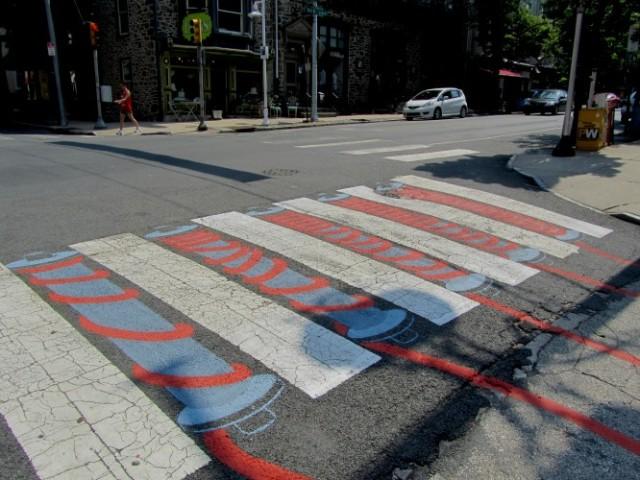 Street Art Illusions Roadworth 12