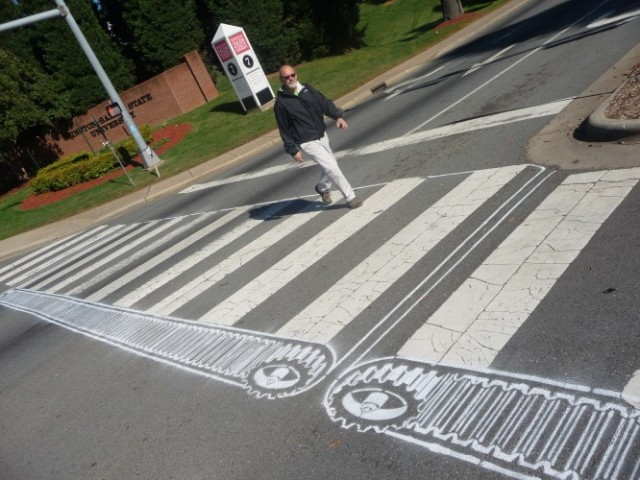 Street Art Illusions Roadworth 15