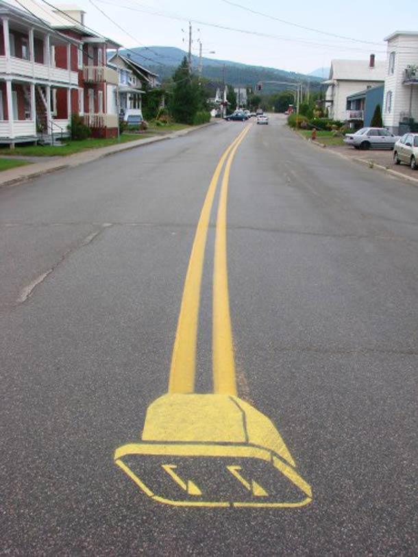 Street Art Illusions Roadworth 26