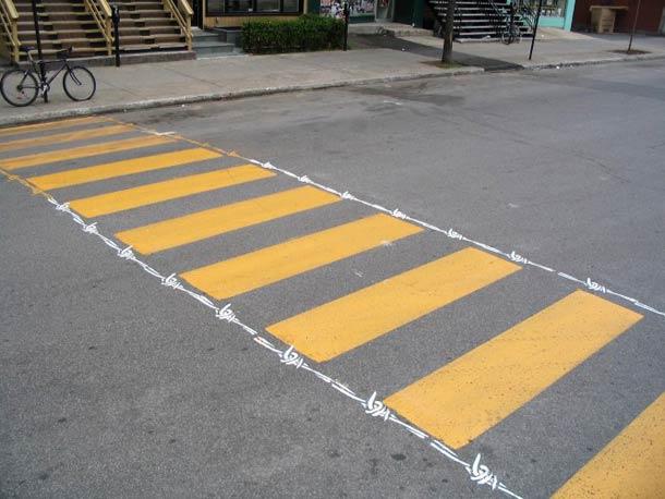 Street Art Illusions Roadworth 29