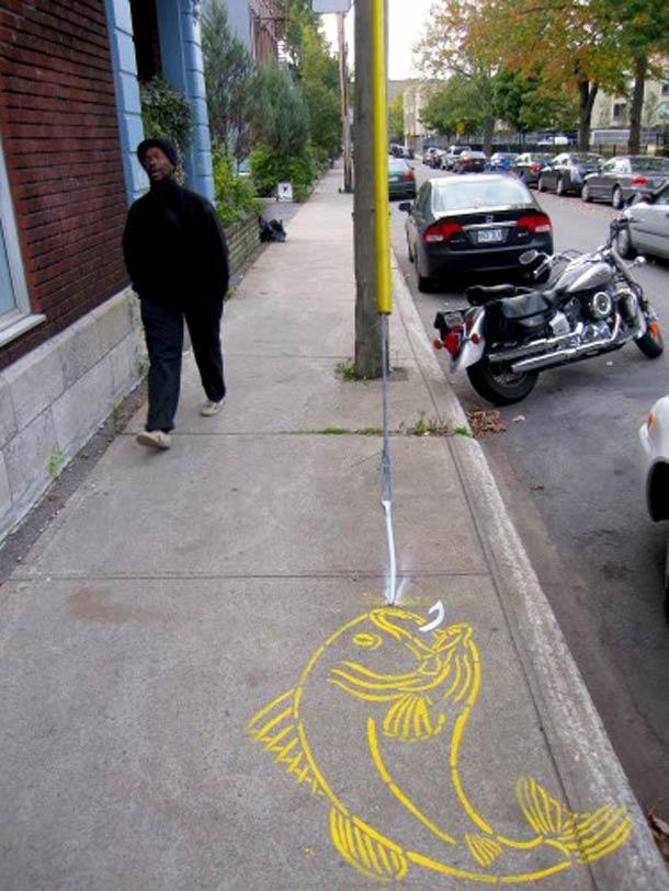 Street Art Illusions Roadworth 9