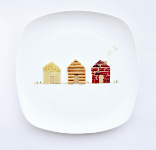 Art on the Plate Hong Yi RED 12