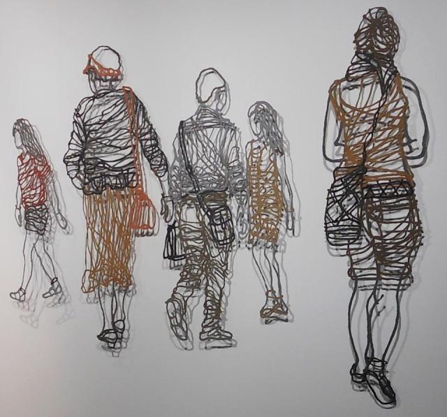 Handmade Paper Pulp Drawings Mriam Londono 0