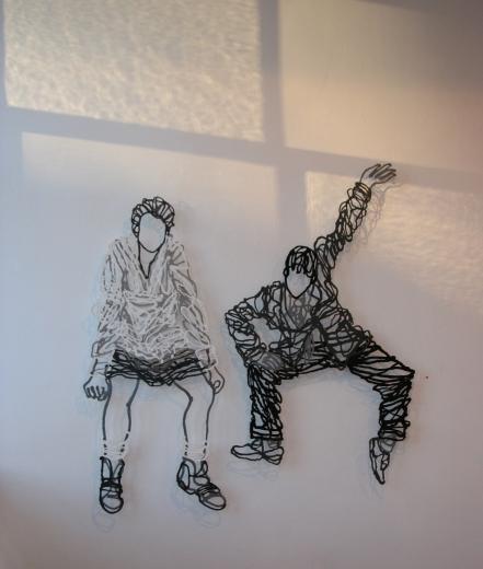 Handmade Paper Pulp Drawings Mriam Londono 12