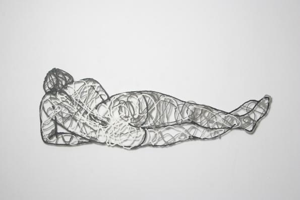 Handmade Paper Pulp Drawings Mriam Londono 13