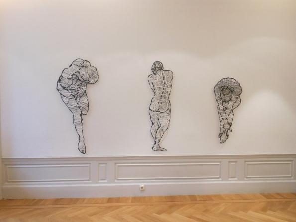 Handmade Paper Pulp Drawings Mriam Londono 15