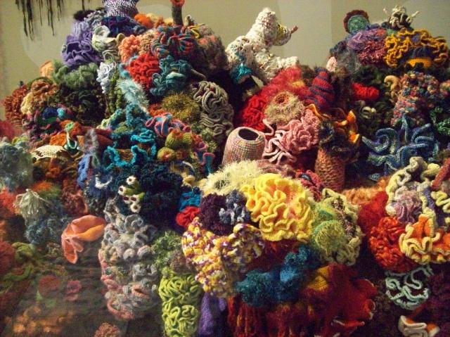 Hyperbolic Crochet Coral Reef VA 10
