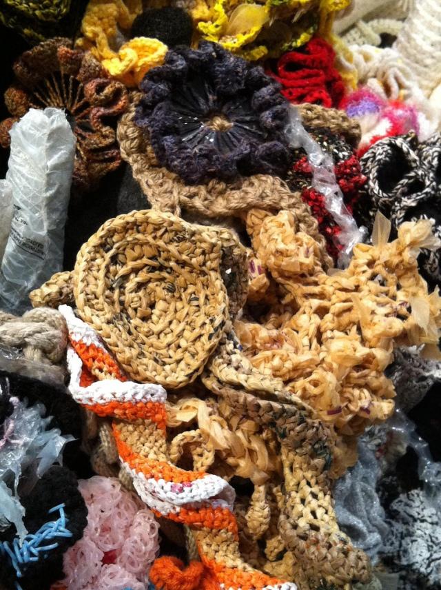 Hyperbolic Crochet Coral Reef VA 12