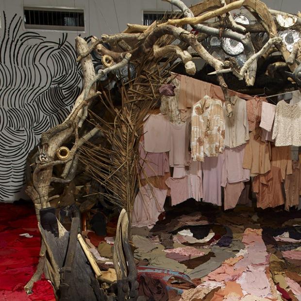 massive anamorphic portrait Bernard Pras 3