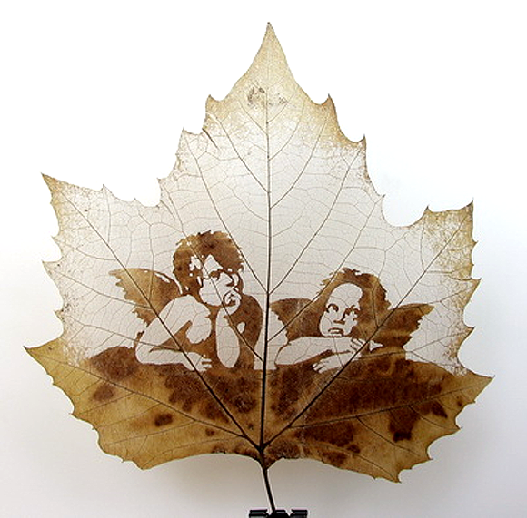 new carved leaves 3