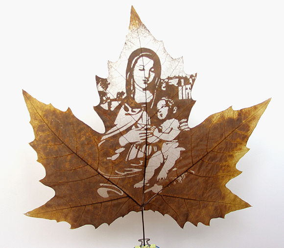 new carved leaves 4