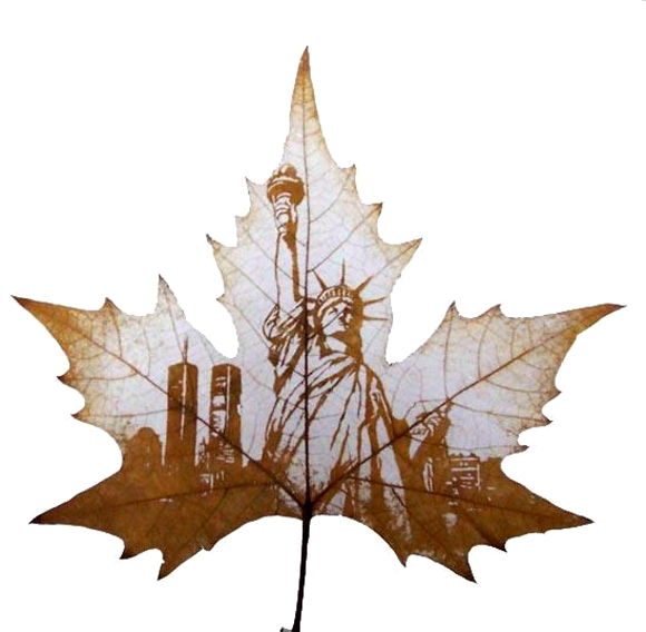 new carved leaves 6