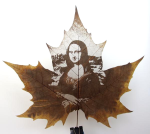 new carved leaves