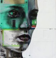 New Floppy disk portraits Nick Gentry 11