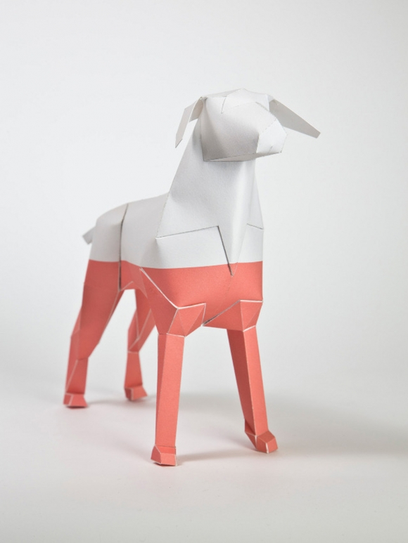 paper dog project Lazerian 10