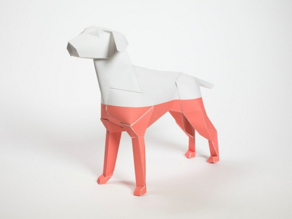 paper dog project Lazerian 11