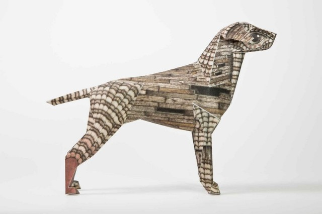 paper dog project Lazerian 13