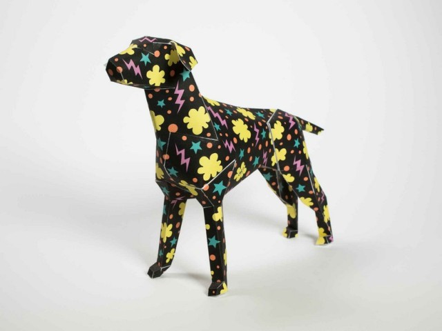 paper dog project Lazerian 14