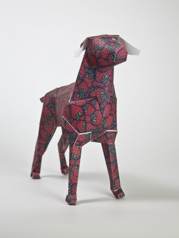 paper dog project Lazerian 5