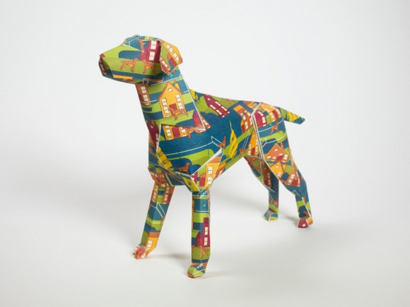 paper dog project Lazerian 8