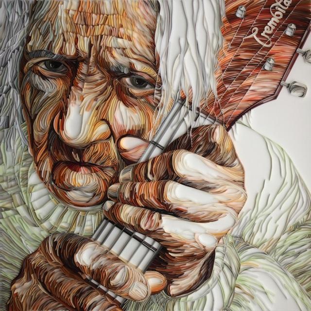 quilled paper portraits yulia brodskaya 3