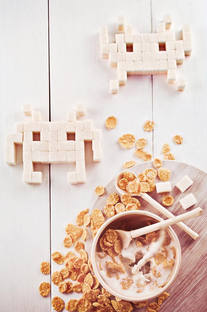 bit Sugar-Cube Art Dina Belenko