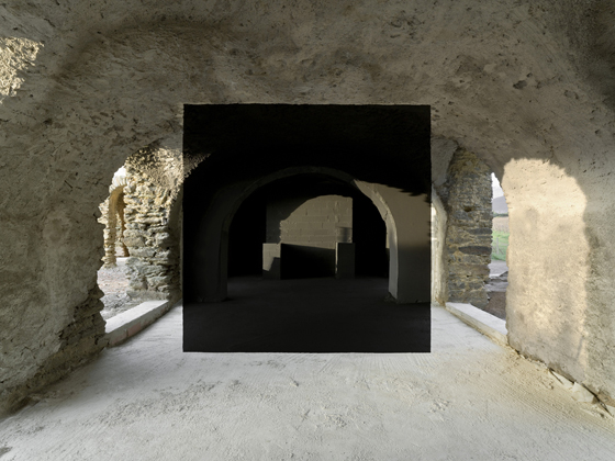 Architectural Anamorphic Illusions Georges Rousse 569
