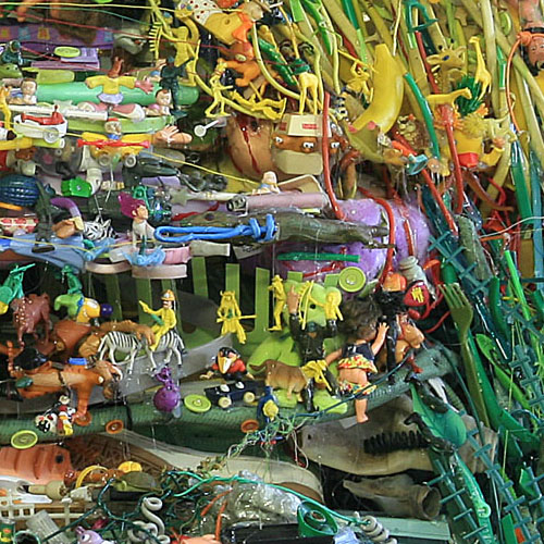 junk paintings thomas Deininge B