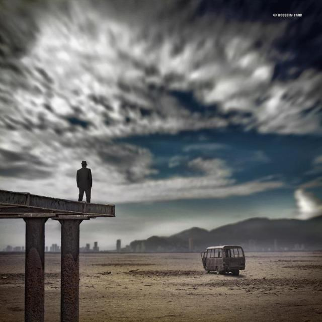 surreal photo hossein zare 13