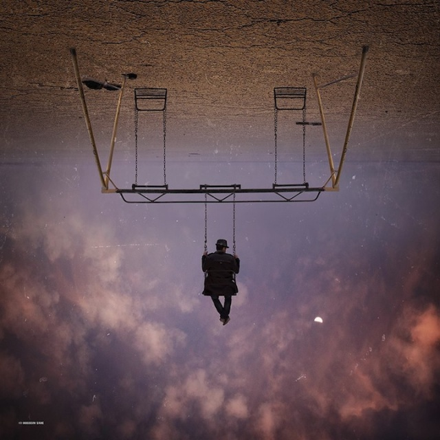 surreal photo hossein zare