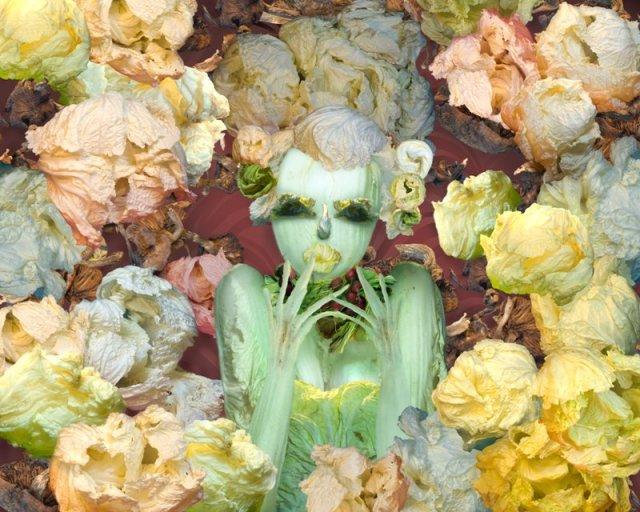 Cabbage Sculptures Ju Duoqi 11
