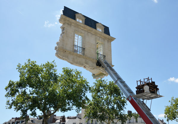 floating room Leandro Erlich 6