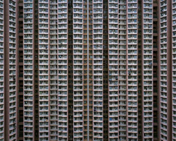 Hong Kong Architecture Michael Wolf 10