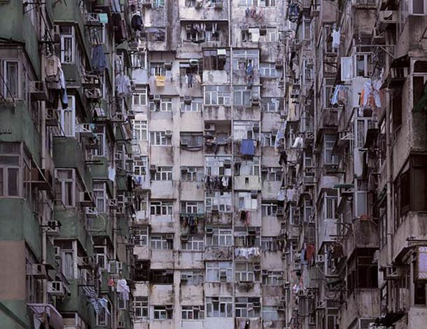 Hong Kong Architecture Michael Wolf 12
