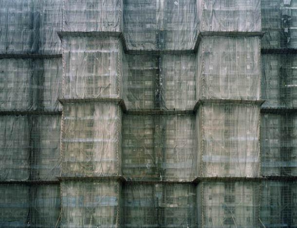 Hong Kong Architecture Michael Wolf 13