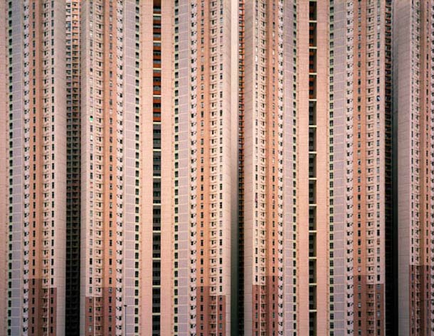 Hong Kong Architecture Michael Wolf 14