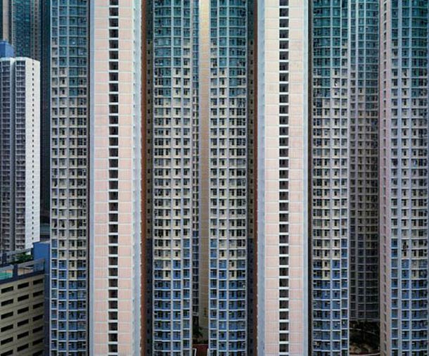 Hong Kong Architecture Michael Wolf 15