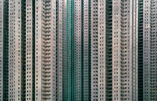 Hong Kong Architecture Michael Wolf 16