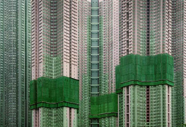 Hong Kong Architecture Michael Wolf 17