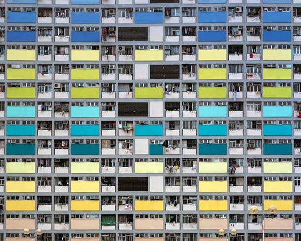 Hong Kong Architecture Michael Wolf 18