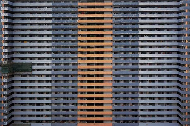 Hong Kong Architecture Michael Wolf 2