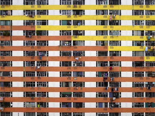 Hong Kong Architecture Michael Wolf 4