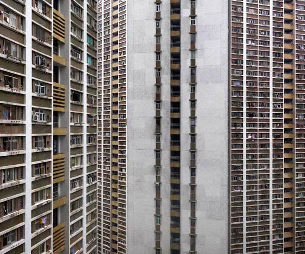 Hong Kong Architecture Michael Wolf 5